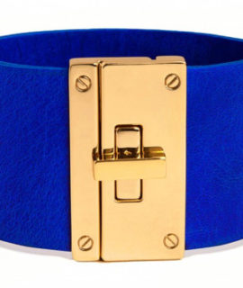 The Resort Cuff in Electric Blue