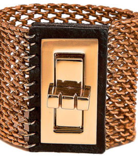 The Turnlock Cage Cuff
