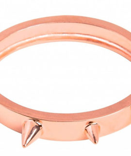Love Spike Bracelet in Rose Gold