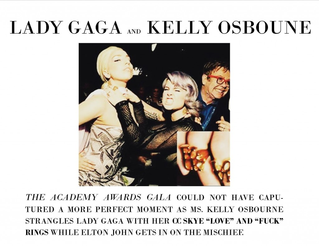OSBOURNE AND GAGA PAGE FOR SITE